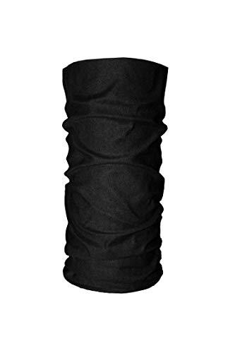 SaverPak BodyForge & InsectGuard - Permethrin Treated Insect Repellent Bandana (Tube Black)