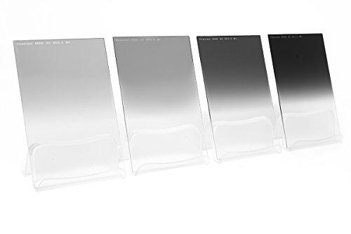 Formatt-Hitech 100x150mm (4x6') Firecrest Neutral Density Soft Edge Grad Kit of 4 filters 1 to 4 stops