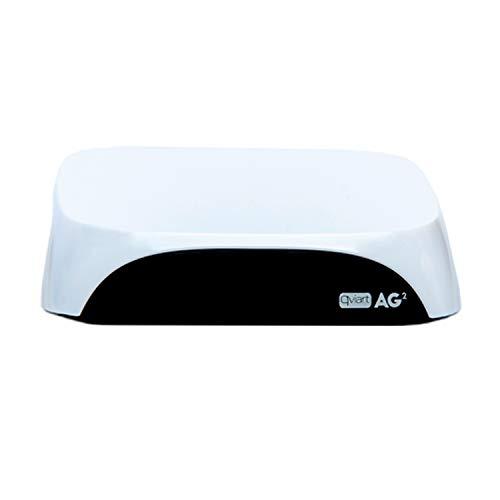 Qviart AG2 Receptor Streaming 4K UHD Ott Android 7 LAN y WiFi Dual Band, 2 GB DDR3 Ram, 16GB Flash, Bluetooth 4.1, QTV Online TV, VOD y Media Player, Color Blanco