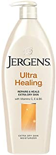Jergens Ultra Healing Extra Dry Skin Moisturizer 200 ml, Pack of 1