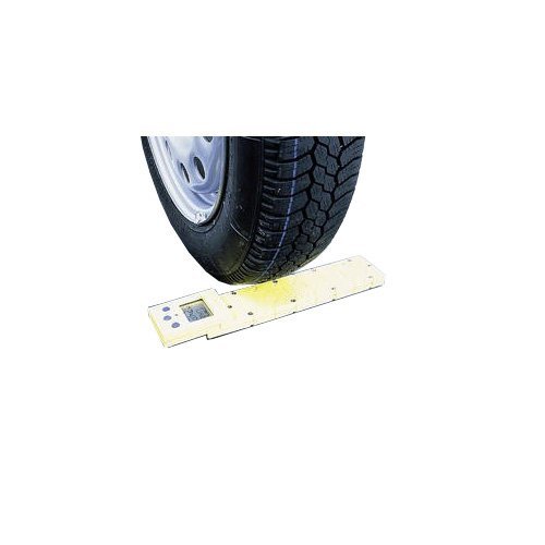 Price comparison product image Reich 522-1500 Portable Caravan Weight Control-Yellow