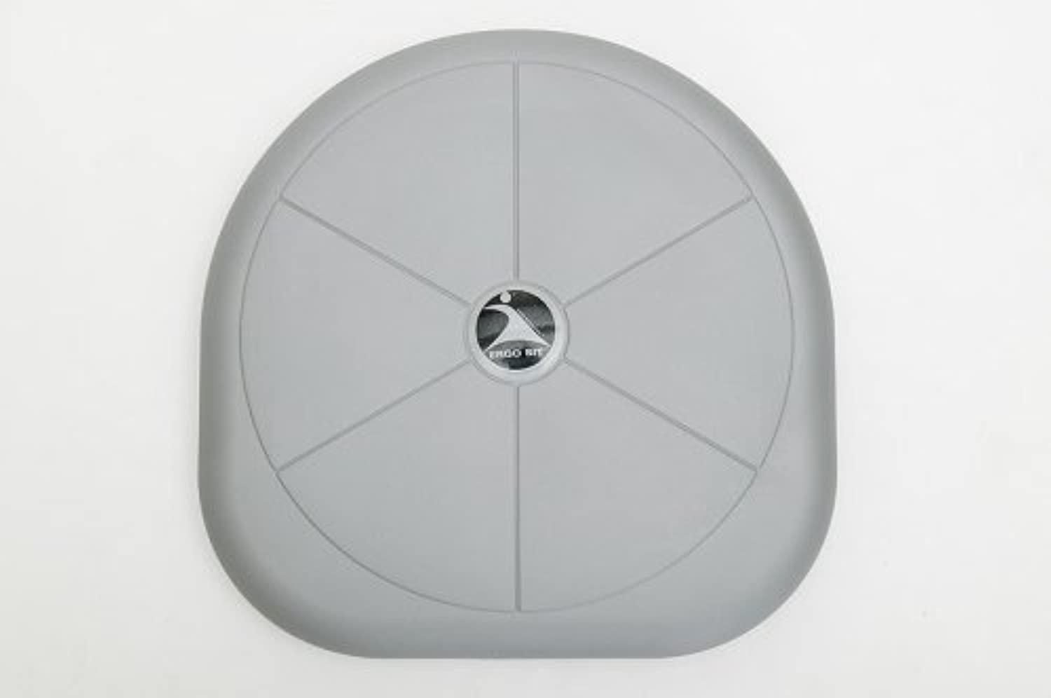 Ergo Sit Seat Cushion  Improve Posture and Promote Better Balance While Sitting  Silver