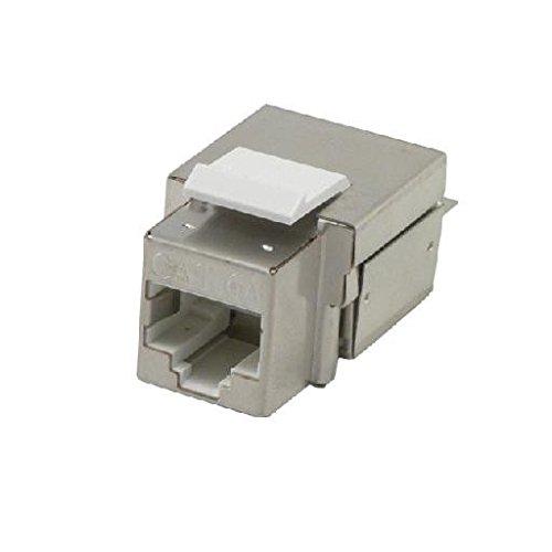 MCL BM-EMB6 - Adaptador de comunicación por línea eléctrica (RJ-45, cat4e), Blanco