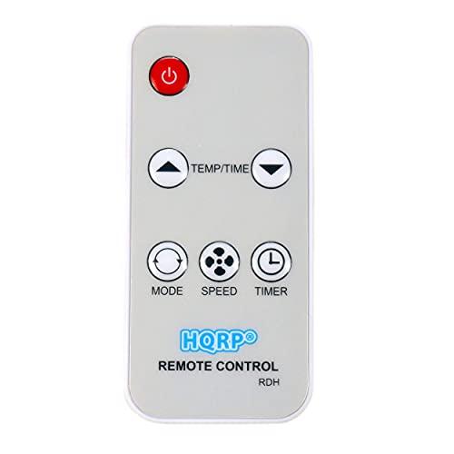HQRP Telecomando compatibile con Haier AC-5620-30 Amana HEC Comfort-AIRE Controllore del condizionatore d'aria