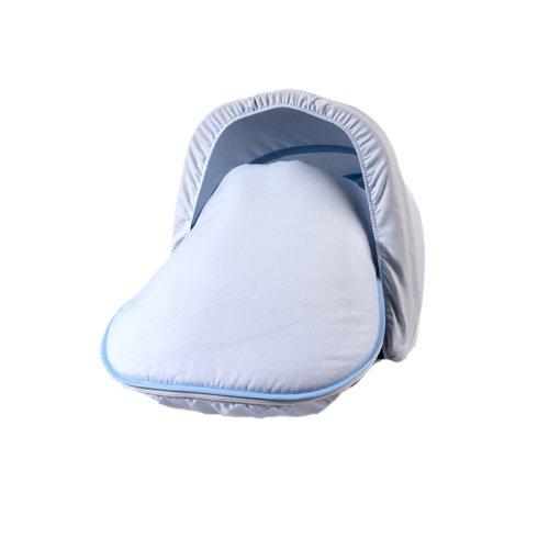 Bolin Bolon Habillage universel pour porte-bébé et siège groupe 0 - Bleu ciel