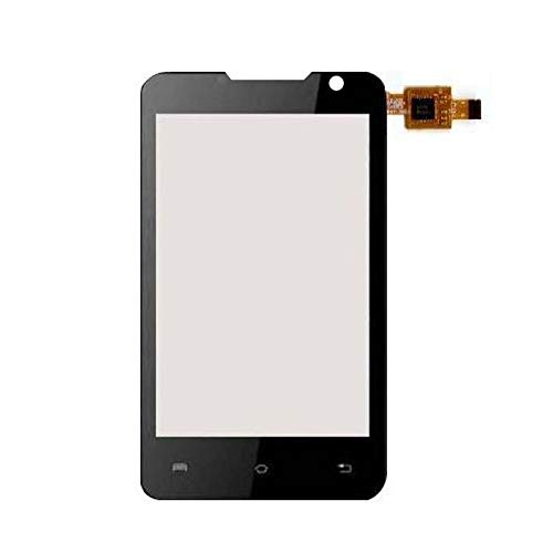 Touch Screen Digitizer for Lava Iris 349i Black