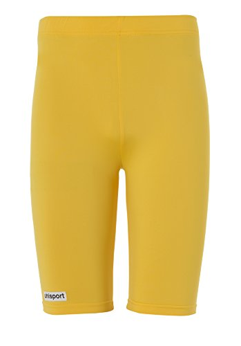 uhlsport Uni Shorts Tight Shorts Tight Shorts Tight, Gelb (maisgelbl), 188 cm