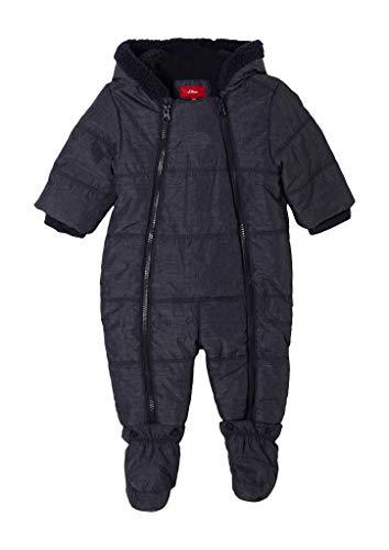 s.Oliver Junior Baby-Jungen 405.12.009.16.201.2039498 Schneeanzug, 59W1, 80