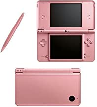 Nintendo DSi XL - Metallic Rose Bundle with Mario vs Donkey Kong Mini-Land Mayhem