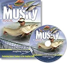 Lindner's Angling Edge Modern Musky Magic DVD by Lindner Media Productions