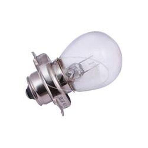 GLÜWO 50341-00S Kugellampe 6V 15W P26s (DIN 72602) zum Beispiel für Mofa SL1, Pitty, SR56, SR59, RT125