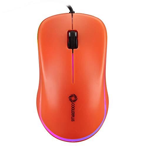 Ratón Portatil Con Cable  marca Coolerplus