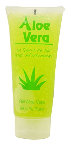 IB Cosmetics 40260 - Gel aloe vera verde 99,5% puro, 100 ml