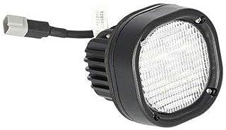 Square Flush Mount LED Light - Flood Compatible with John Deere 324E 314G 323E 312GR 323D 331G 333D 316GR 319E 332E 328D 3...