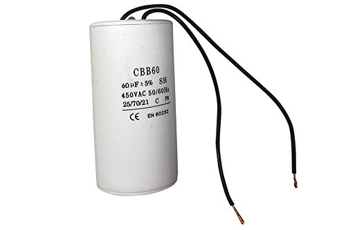 Kondensator 450V AC 60µF (CBB60-A)