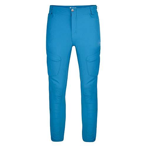Dare 2B - Pantaloni Impermeabili da Uomo Tuned in II, Multi Tasca, Uomo, Pantaloni Bambino, DMJ409L, Blu Vinaccia, 42'