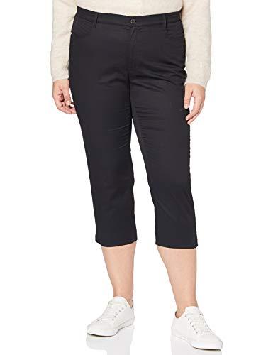 BRAX Damen Style Mary Capri Freizeithose, Black, 36