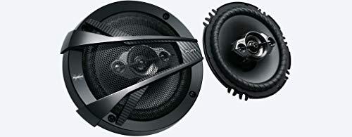 Sony XSXB 1641 4-Way Coaxial Car Speaker (Black)