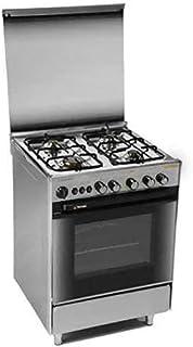 Tecnogas 9/2450 Rostic Gas Cooker – 4 Burners