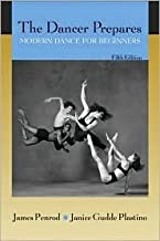 The Dancer Prepares: 5th (fifth) edition Text Only