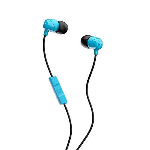 SKULLCANDY Effortless Sound Jib con micrófono Auriculares, Azul (S2Duyk,628)