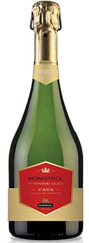 Monistrol Winemaker Brut Nature Cava - 750 ml