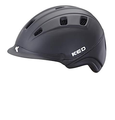KED Reithelm Basco XL Black Matt