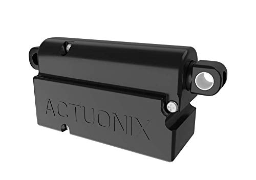 PQ12 Micro Linear Actuator - 6 Volt - 20mm Stroke - 10lbs Max Force