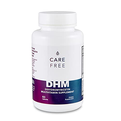 Carefree Supplements DHM Dihydromyricetin (30 Servings)