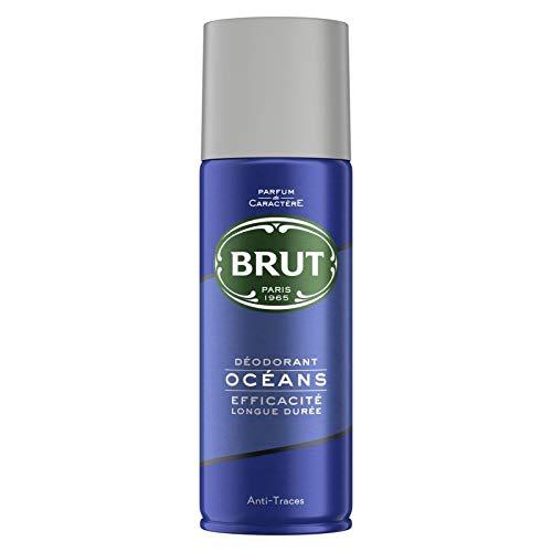 BRUT - Déodorant Atomiseur Océan 200Ml - Lot De 3