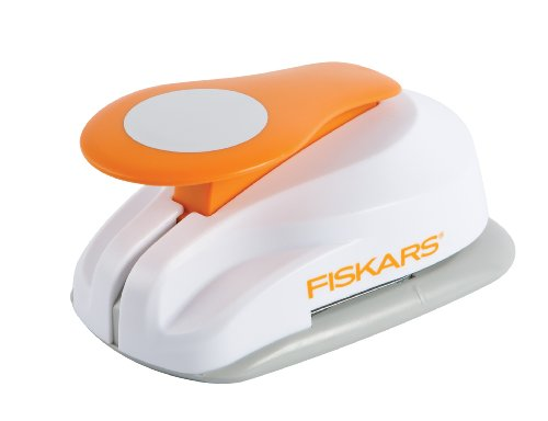 Fiskars 3X-Large Lever Punch, Circle