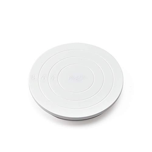 CWT Kuchenbehälter Kuchen Drehscheibe Geeignet for Papier-Cup-Kuchen Zucker Frosting Gebäck for Kinder Backhaus Backzubehör