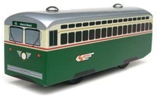 SEPTA Girard Avenue PCC II Trolley by Munipals