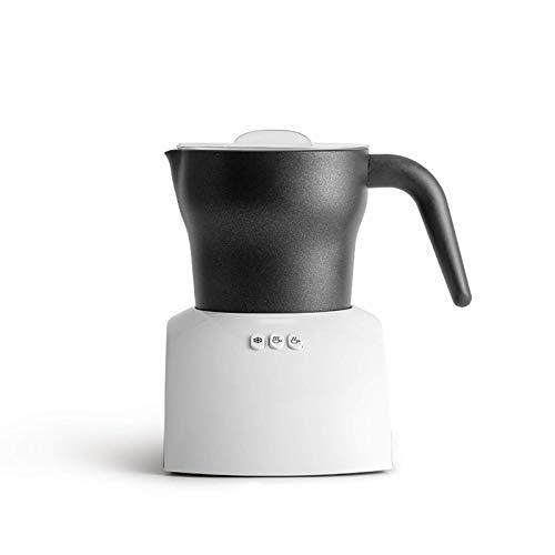 Milchschäumer elektrisch für Heiß- und Kaltschaumhersteller Milchdampfer Wärmer & Heizung Kaffeeschäumer...