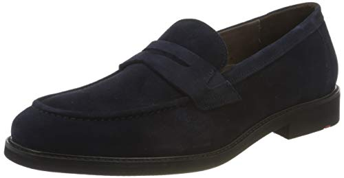 LLOYD Herren Reed Slipper, Midnight, 43 EU