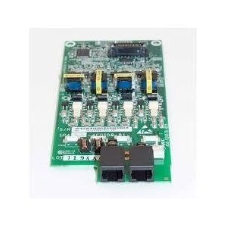NEC SL1100 NEC-1100022 SL1100 4-Port Loop-Start CO Line Daughte [並行輸入品]