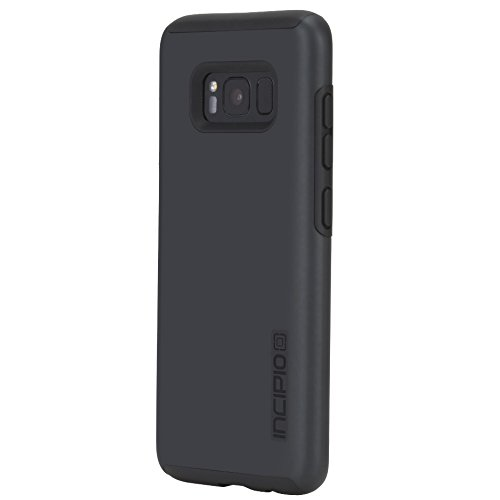 Incipio Samsung Galaxy S8 Dualpro Case - Iridescent Black and Black