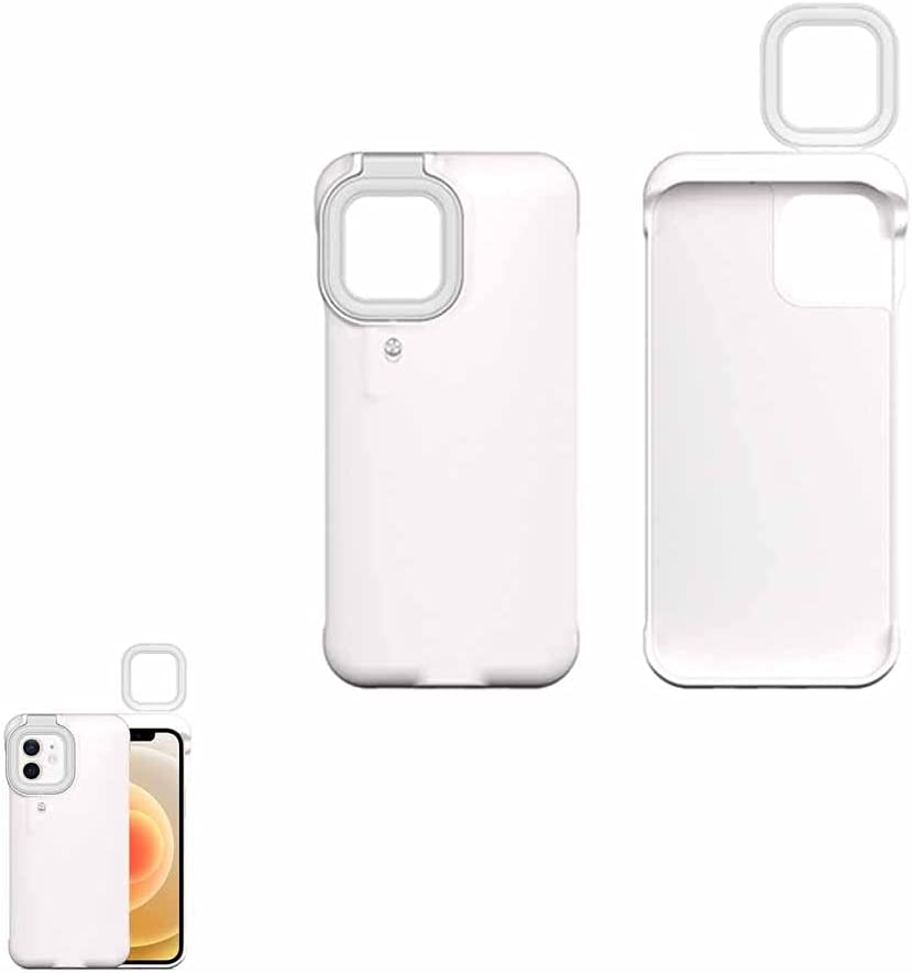 NANYU7270 Fill Light Phone Case Flash Beauty Special price for a limited time Ring Memphis Mall Selfie