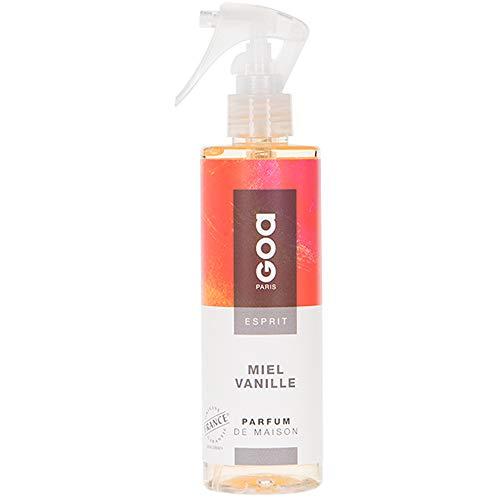 Clem Parfum de Maison Esprit Goa 250ml Miel Vanille