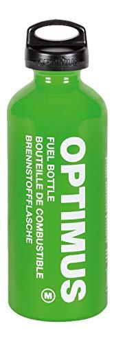 Optimus Brennstoffflasche M Brennstoffbehälter, Grün, 0.6 Liter