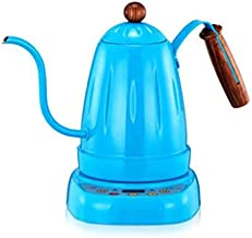 Stainless Steel Digital Electric Gooseneck Kettle Hand Drip For Coffee 700ml