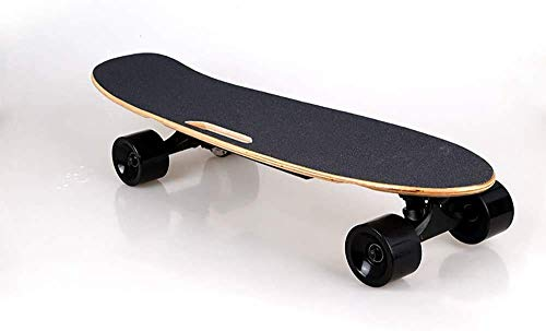 BJCNX E-Skateboard de 27 Pulgadas, Monopatín Eléctrico de Crucero, Longboards de Arce...