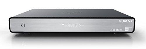 günstig HUMAX UHD 4tune + Digital Quad Tuner (6 Monate HD Plus, PVR-fähig, WLAN, Bluetooth, CI +, IP-Server,… Vergleich im Deutschland