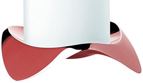 Stelton Papilio Uno copper kandelaar, roestvrij staal, 12 x 12 x 4 cm