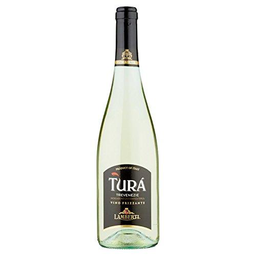 Lamberti Vino Bianco Frizzante IGT, Turá Trevenezie - 750 ml