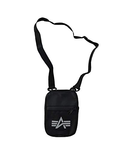 Alpha Industries Utility Reflective Tasche