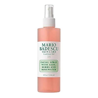 Mario Badescu Facial Spray With Aloe, Herbs And Rosewater 8oz (236ml) from Mario Badescu