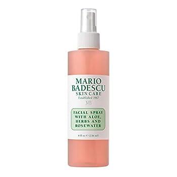 rose water facial spray