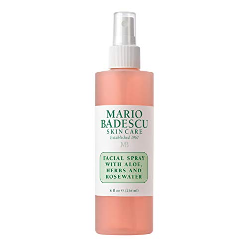 Mario Badescu Facial Spray With Aloe, Herbs & Rosewater - For All Skin Types 236ml