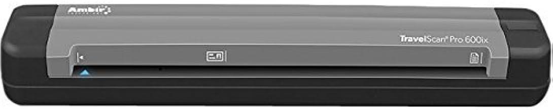 $136 » Ambir Technology TravelScan Pro 600ix Sheetfed Scanner - 600 dpi Optical PS600IX-AS by Ambir Technology